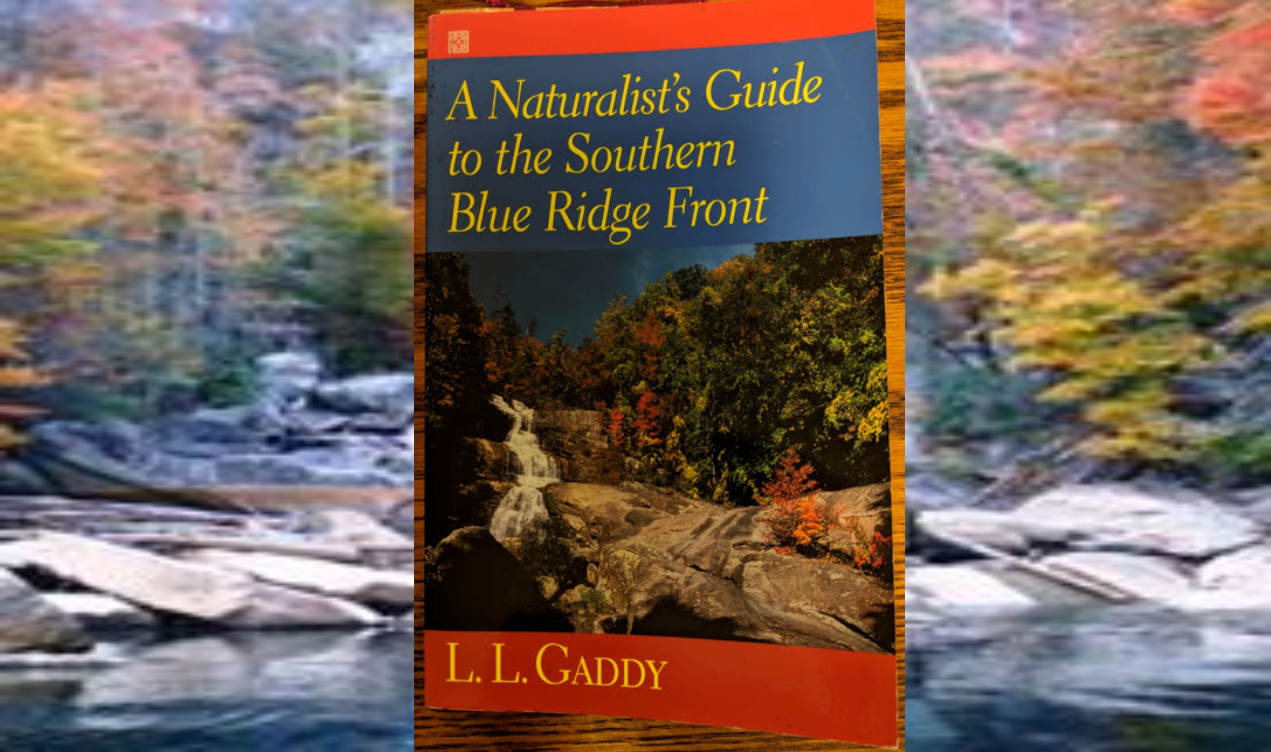 A NATURLIST'S GUIDE TO THE BLUE RIDGE FRONT